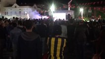 Fenerbahçe'nin THY Avrupa Ligi Şampiyonluğu - Manisa