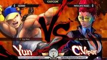 USFIV  Kazunoko vs Jayce the Ace - SEAM2014 Capcom Pro Tour Top 16