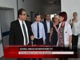 Sucuoğlu Onkoloji Hastanesinde - Haber Kıbrıs Genç Tv