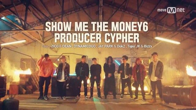 [Full Ver.] 쇼미더머니6 프로듀서 싸이퍼 (PRODUCER CYPHER)