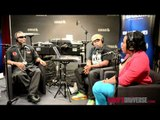 Tech N9ne breaks down his writing technique on #SwayInTheMorning
