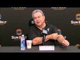 Troy Head Coach Larry Blakeney