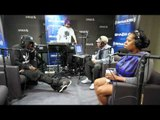 "Ab-Soul performs ""Ab-Soul's Outro"" live on #SwayInTheMorning's In-Studio Concert Series"