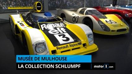 Musée de Mulhouse - Présentation de la Collection Schlumpf