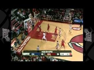 02/28/2013  South Alabama vs Western Kentucky Men's Basketball Highlihghts
