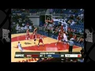 01/24/2013 Western Kentucky vs South Alabama Men's Basketball Highlights