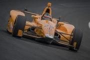 Vídeo: Cómo es el coche de Fernando Alonso para las 500 millas de Indianápolis