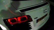 SUPERCAR CONVOY   REV BATTLE AUDI R8 V8, AUDI R8 V10, LAMBORGHINI GALLARDO LP560 INSANE S