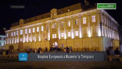 Noaptea Muzeelor 2017 la Timişoara