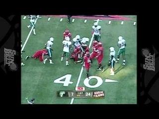 09/06/2012 Tulane vs UL-Lafayette Football Highlights