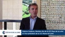 Fabrice CESBRON, élu CCI, engagé pour favoriser l'attractivité du territoire