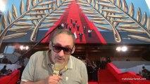 En direct du Festival de Cannes...à Cannes...pour le Festival...de Cannes