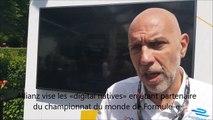 Jean-Marc Pailhol, directeur «Group Market Management & Distribution» du Groupe Allianz