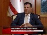 Özgürgün Kıbrıs Genç Tv'de Konuştu - Haber Kıbrıs Genç Tv