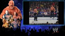 Bill Goldberg Attacks Brock Lesnar  - Bill Gowerwer234 Paul Heyman
