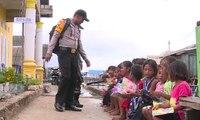 Rumah Baca Bagi Anak-Anak Desa Bajo