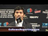 MANNY PACQUIAO REVEALS HIS NEW CAREER AFTER BOXING??? - EsNews Boxing