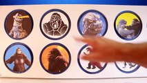 KING KONG vs GODZILLA GAME Kong Skull Island   Godzilla Surprise Toys Slime Wheel Kids Games-t_l