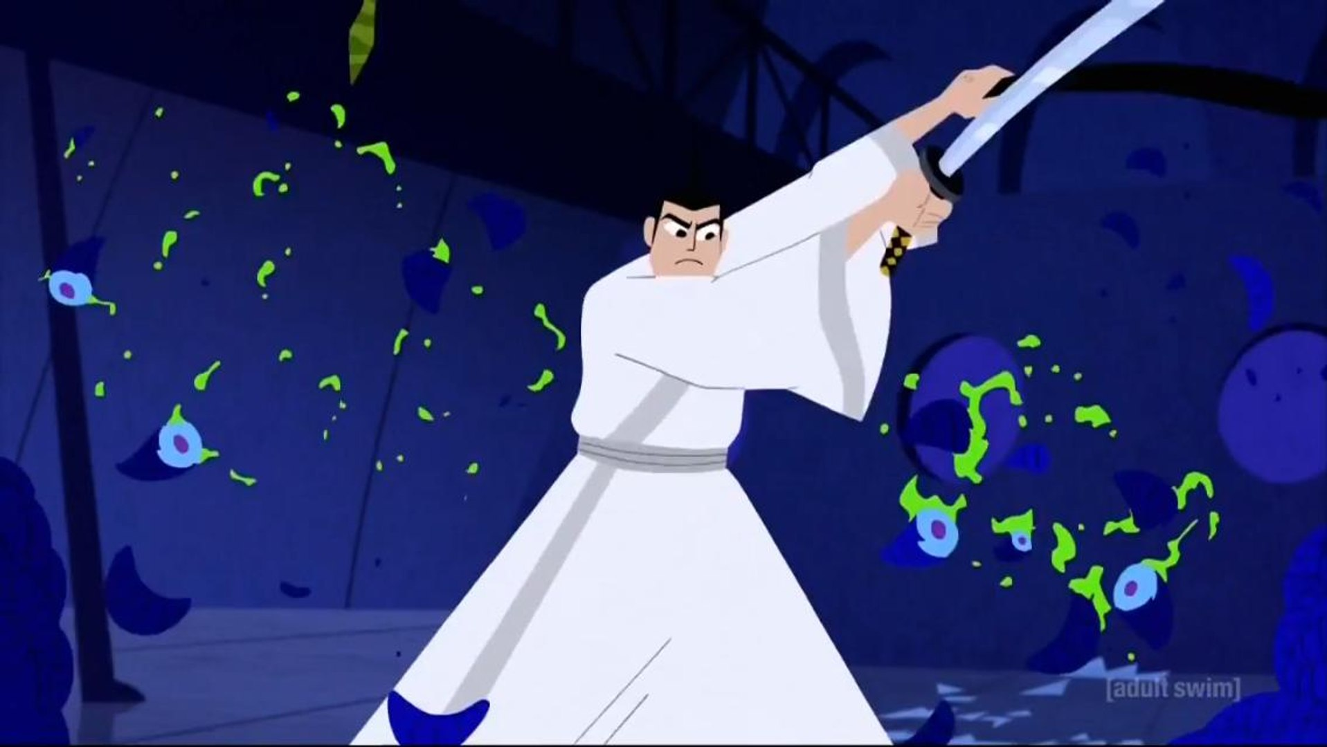 Samurai Jack Season 5 Episode11 # Full Episode # Full Video