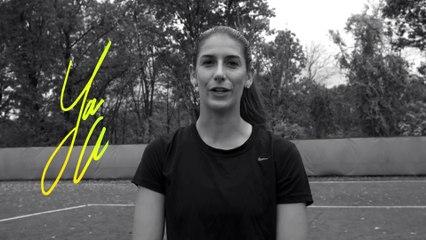 theFC   Jersey Turnpike: Yael Averbuch's Signature Move