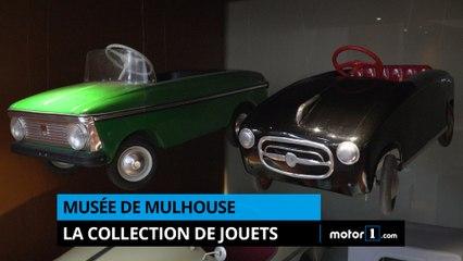 Musée de Mulhouse - Les jouets