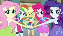 My Little Pony  Equestria Girls - Time to Come Together [1080p]