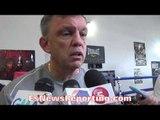 TEDDY ATLAS ON MANNY PACQUIAO, TIMOTHY BRADLEY, FAMILY & BRADLEY RETIREMENT - EsNews Boxing