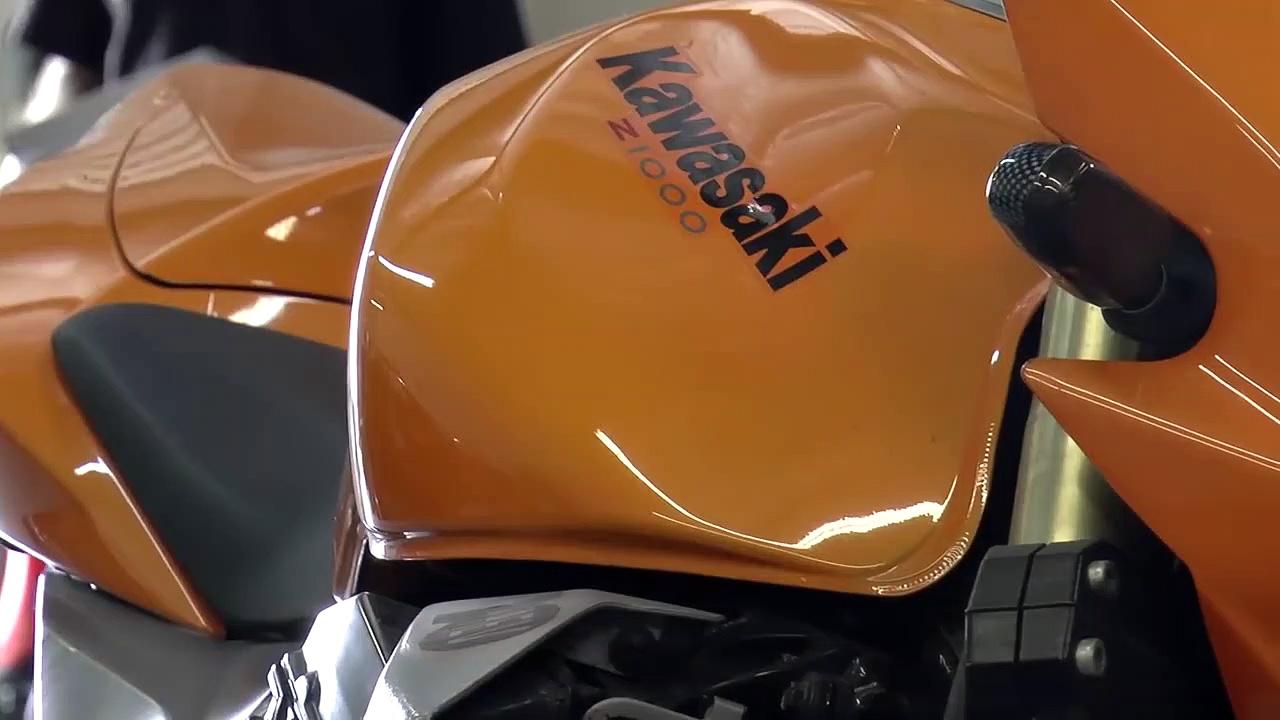 Kawasaki Z1000 – R