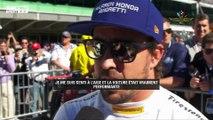 500 miles d'Indianapolis Alonso brille lors des qualifications