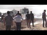 Kobani sınırında gerginlik \ 21 09 2014 \ ŞANLIURFA