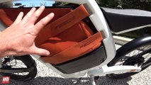 FEDDZ e-bike mobylette électrique ESSAI