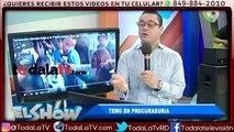 Declaraciones de  Temístocles Montás sobre su visita a la Procuraduría-El Show Del Mediodía-Video