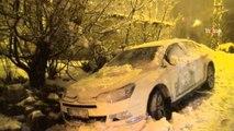 Bitlis'te kar nedeniyle 228 köy yolu ulaşıma kapandı \ 06 01 2015 \ BİTLİS