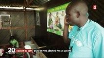"""Famine au Soudan du Sud : """"On mangeait des nénuphars"""", raconte une déplacée"""