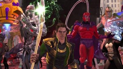 Marvel Heroes Omega - Open Beta Launch Trailer