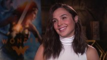 EXCLUSIVE: Gal Gadot Reveals She Was 5 Months Pregnant Filming 'Wonder Woman'