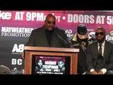 BRONER presser full Adrien Broner vs Ashley Theophane presser - EsNews Boxing