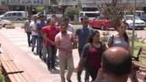Mersin'de PKK operasyonu: 13 gözaltı \ 24 07 2015 \ MERSİN