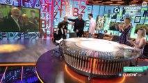 """""""Ojos que no ven"""" de MDS sonando en """"Dani y Flo"""" de Canal Cuatro (Television España)"""