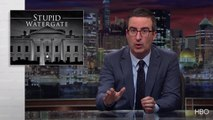 John Oliver Makes a Case for Why Trump Won't Get Impeached | THR News