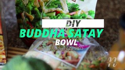 DIY Buddha Satay (Copycat Freshii Recipe)