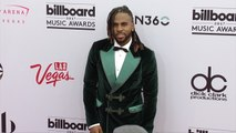 Jason Derulo 2017 Billboard Music Awards Magenta Carpet