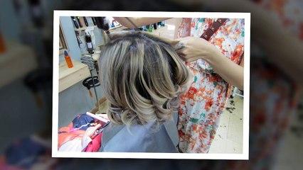WHERE TO GET BALAYAGE HAIR DYE IN HANOI - SALON KORIGAMI 0915804875