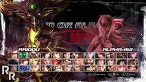 Dead or Alive 5 Last Round PC Mods - Corrupted Shinnok (Mortal Kombat X)