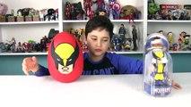 Wolverine Dev Sürpriz Yumurta Açma Oyuncak Abi-mk