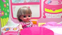 Mell-chan Dollhouse Moving  - New Play Tent-S