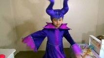 18 Halloween Costumes Disney Princess Anna Queen Elsa Maleficent Moana Rapunzel Cinderella-7k