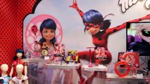 MIRACULOUS LADYBUG & CAT NOIR Dolls & Toys Ladybug Anime Toy Fair 2016 Bandai-rGSw7a