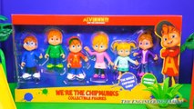 ALVINAND THE CHIPMUNKS Nickelodeon Alvin   Scooby Doo Play Hide N Seek New Toys Video-FZ