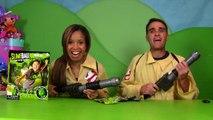 Ghostbusters Ecto Minis   SlimeBall Dodgetag Game !   _ Blind Bag Show Ep47 _ Konas2002-kBl-p
